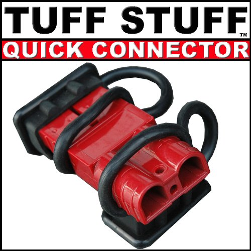 Buy Bargain Tuff Stuff Winch Quick Connector- 2 Gauge Wire