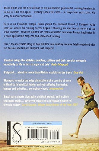Barefoot Runner: The Life of Marathon Champion Abebe Bikila