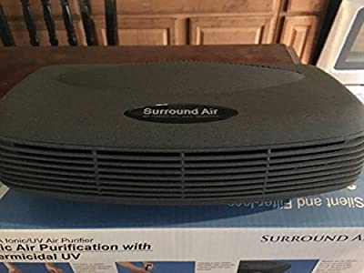 Neotec Surround Air 2000A Compact Ionic UV Air Purifier Car or Home Germicidal
