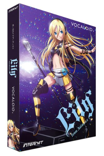 VOCALOID2 Lily