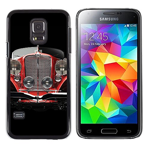 Eason Shop / Hard Slim Snap-On Case Cover Shell - Oldschool Classic Car - For Samsung Galaxy S5 Mini ( NOT for regular S5 ) (Galaxy S5 Old School Cars Case compare prices)