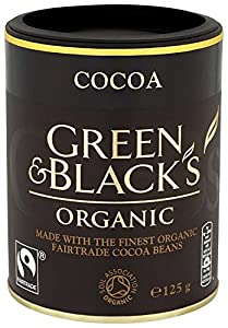 Green and Blacks Organic Fairtrade Cocoa Powder 125 g