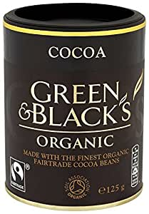 Green and Blacks Organic Fairtrade Cocoa Powder 125 g