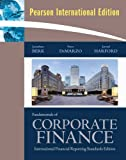 img - for Fundamentals of Corporate Finance International Financial Reporting Standards Edition (Softcover Internatinal) book / textbook / text book