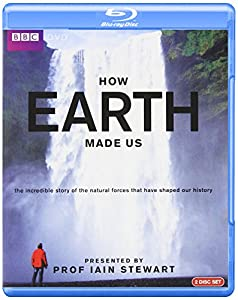 How Earth Made Us [Reino Unido] [Blu-ray]