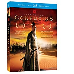 Confucius (DVD/Blu-ray Combo)