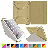 roocase Origami 3D Slim Shell Case for iPad Air 2