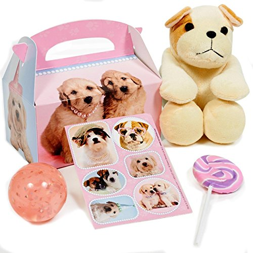 rachaelhale Glamour Dogs Filled Party Favor Box
