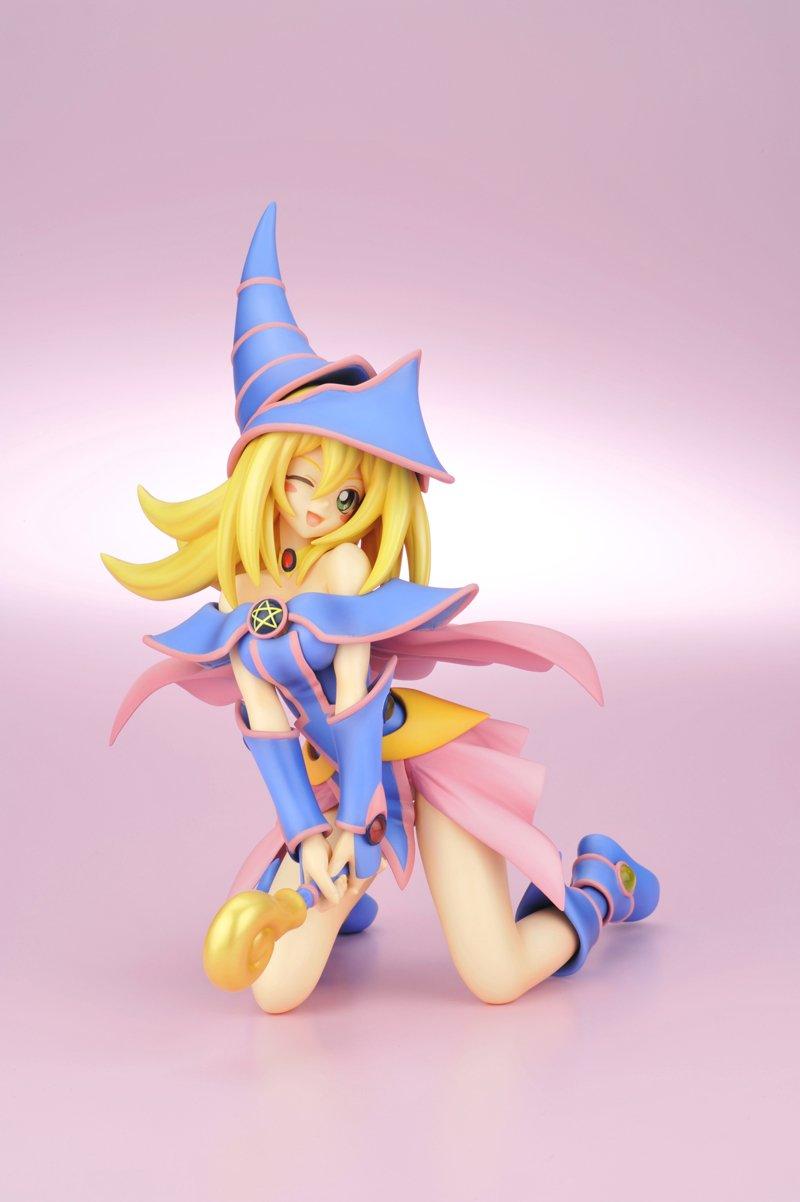 Yu-Gi-Oh! Duel Monsters: Dark Magician Girl 1/8 Scale PVC Figure