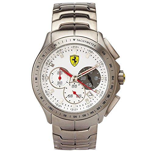 Ferrari 0830082 830082 - Reloj para hombres