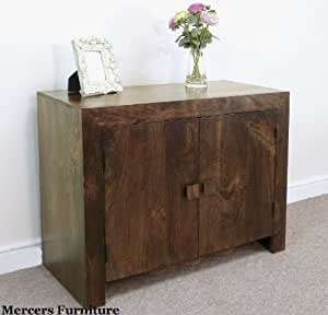 Mercers Furniture Small Sideboard Brown Kitchen Home