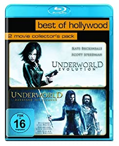 Best of Hollywood - 2 Movie Collector's Pack 39 (Underworld: Evolution / Underworld: Aufstand der Lykaner) [Blu-ray]