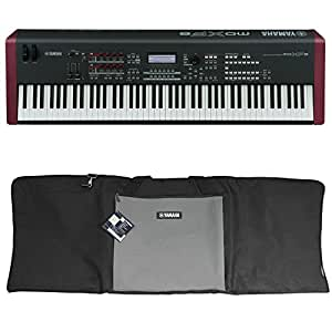 package yamaha moxf8 88 key workstation keyboard w mox8 motif xf8 sound effects. Black Bedroom Furniture Sets. Home Design Ideas