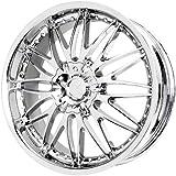 "Verde Custom Wheels Regency Chrome Wheel (17x7.5""/5x115 mm)"