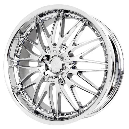 Verde Custom Wheels Regency Chrome Wheel (17x7.5