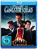 DVD Cover 'Gangster Squad [Blu-ray]