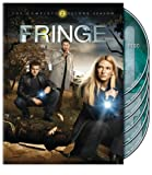Fringe: Complete Second Season [DVD] [Region 1] [US Import] [NTSC]