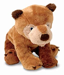 The World of Eric Carle: Brown Bear Bean Bag Toy by Kids Preferred