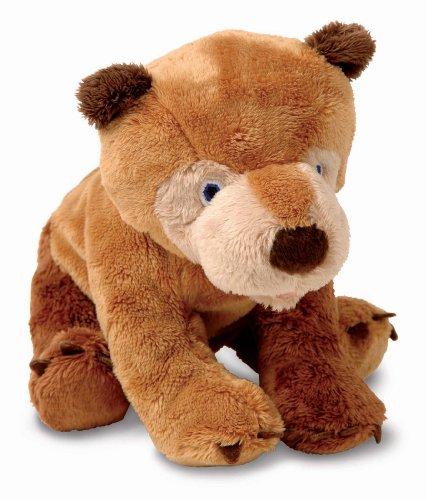 The World of Eric Carle: Brown Bear Bean Bag
