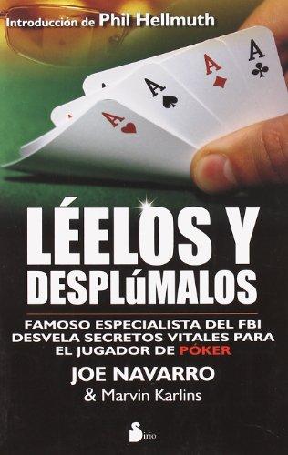 LEELOS Y DESPLUMALOS