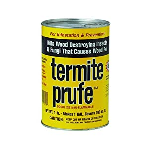 Amazon.com : Copper Brite #10 Termite Prufe 1 LB (Discontinued by Manufacturer) : Home Pest Repellents : Patio, Lawn & Garden