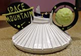 Disney Parks Space Mountain Mickey Mouse Ears Hat Ornament NEW RELEASE