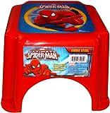Spiderman Kiddie Stool
