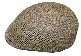 Capas Seagrass Ascot Ivy Cap at Amazon Men's Clothing