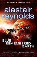 Blue Remembered Earth (Poseidons Children 1)