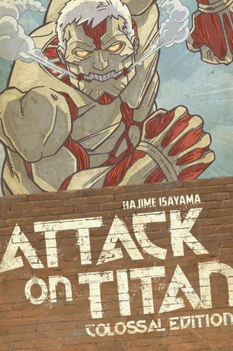 Attack on Titan: Colossal Edition Vol. 3