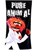 The Muppets - 'Pure Animal' Towel