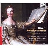 Concertos pour clavecin bwv 1052 & 1053 triple concerto bwv 1044