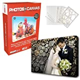 You Frame Photos to Canvas - Triple pack