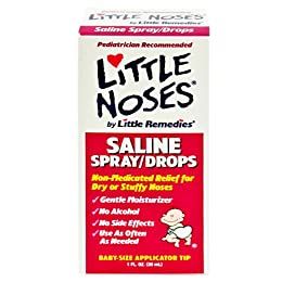 Product Image Children's Little Noses Nasal Spray - 1 oz.