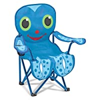 Melissa and Doug Flex Octopus Chair by Melissa and Doug