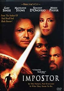 NEW Impost0r (DVD)