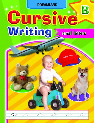Cursive Writing - Book B (Small Letters) Image