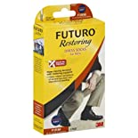 Futuro Restoring Dress Socks, Men's, Medium, Navy, Firm