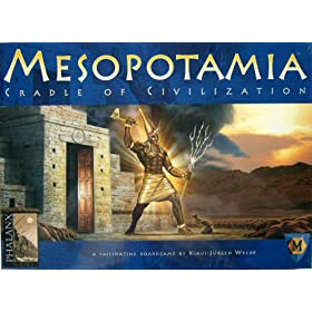 Mesopotamia board game!