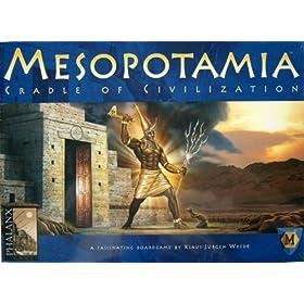 Mesopotamia board game!