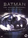 Batman 1 - 4 - The Special Editions Collection Box [ 2005 ] 8-DVD