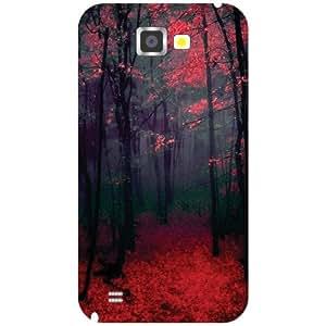 Samsung Galaxy Note 2 N7100 Back Cover - Walk Round Designer Cases