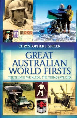 Great Australian World Firsts: The Things We Made, The Things We Did front-508897
