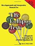 The Lollipop Test Developmental and I...