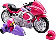 Barbie Spy Squad Secret Agent Motorcycle