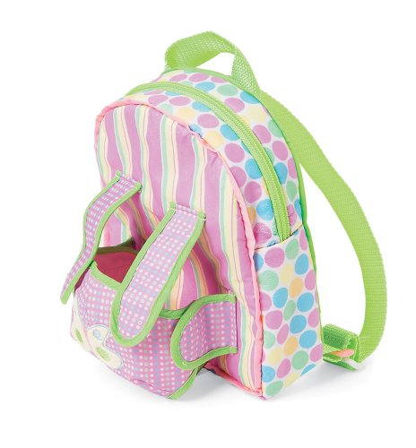 Sale alerts for Manhattan Toy Manhattan Toy Baby Carrier for Baby Stella - Covvet
