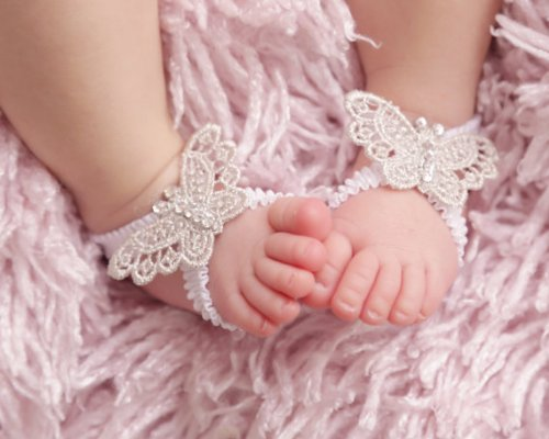 Find Cheap Butterfly Baby Blooms for Baby Girls, Infants, Christening, Wedding, Summer