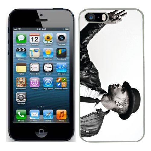 Usher per iPhone 5S Cover rigida protettiva (1) per Apple I phone 5S