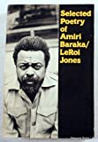 img - for Selected Poetry of Amiri Baraka/Leroi Jones. book / textbook / text book