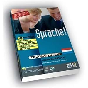 Talk Business Luxemburgisch (PC+MAC)